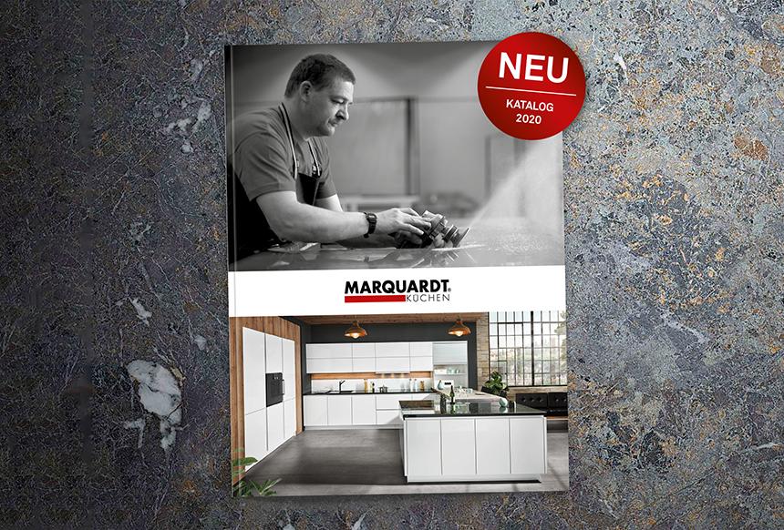 Küchen Katalog von Marquardt