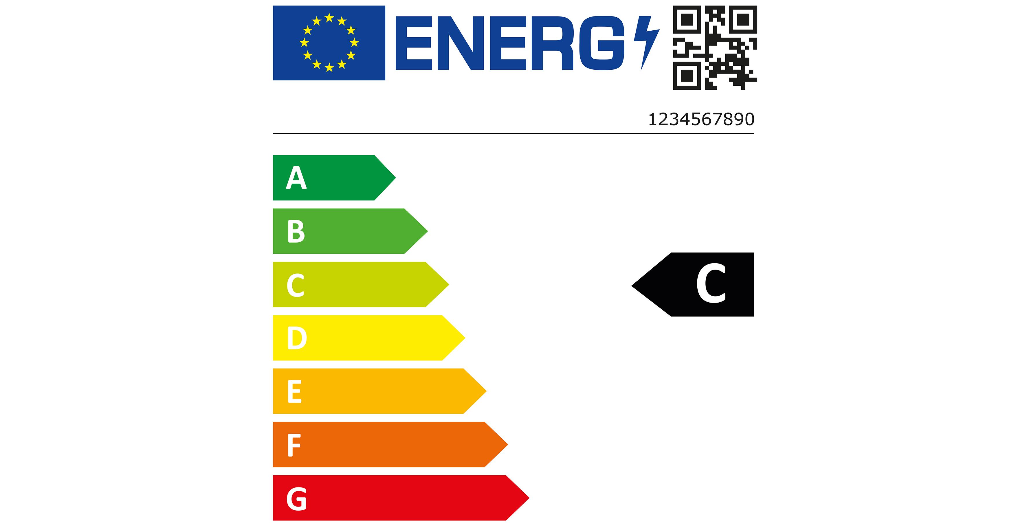 Neues EU-Energielabel 2021