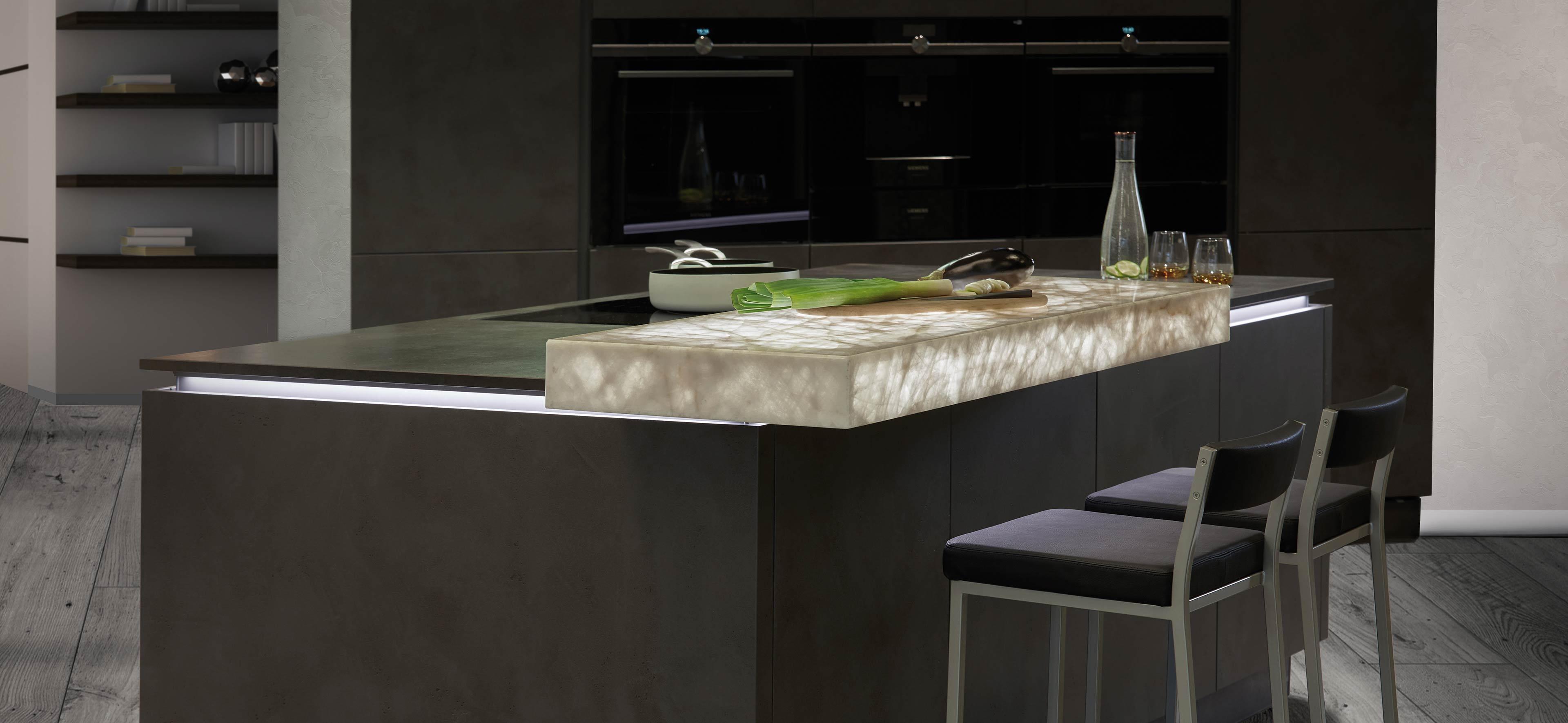 Granit Anfertigungen Küche