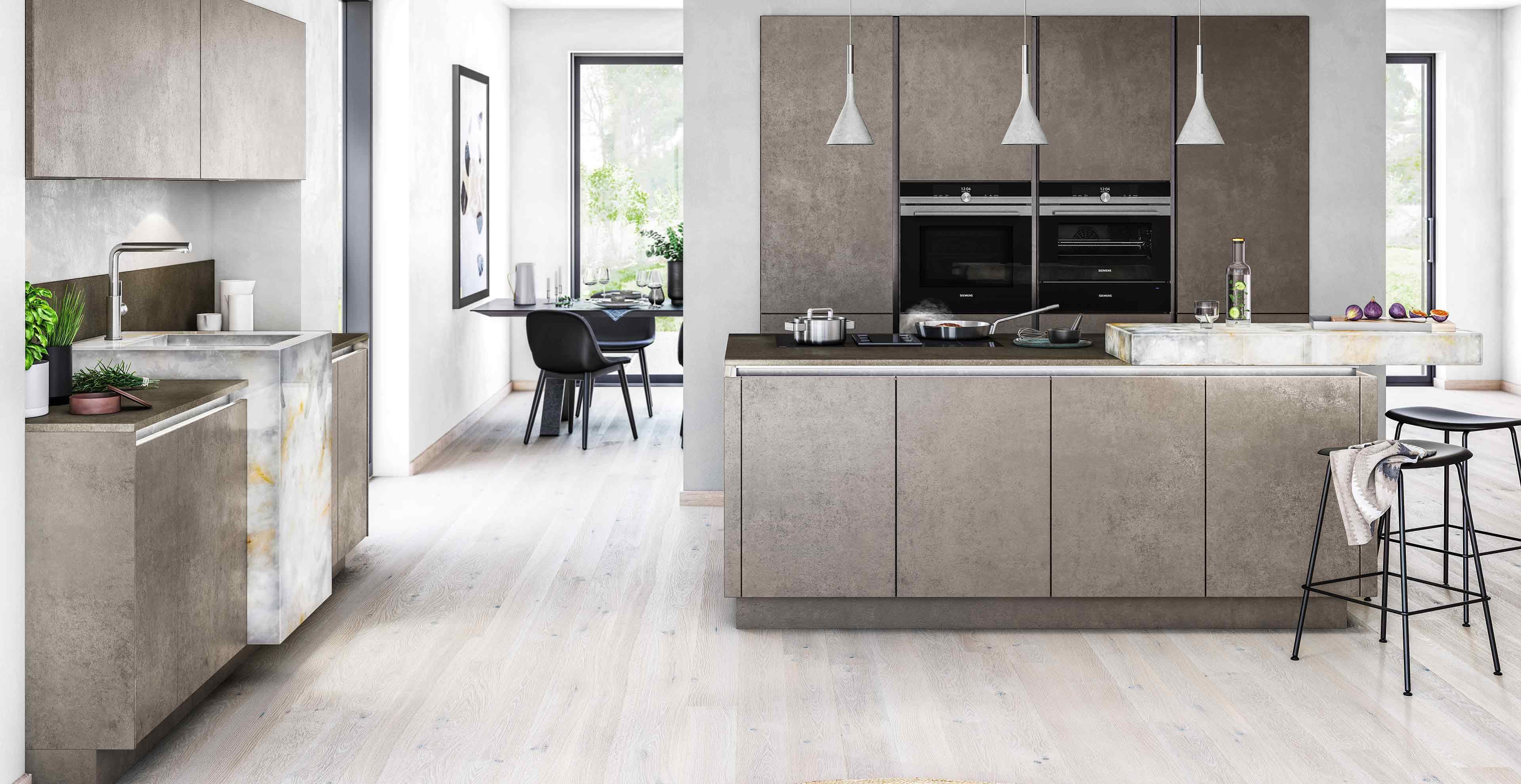 Design-Küchen: individuell & exzellent  Marquardt Küchen
