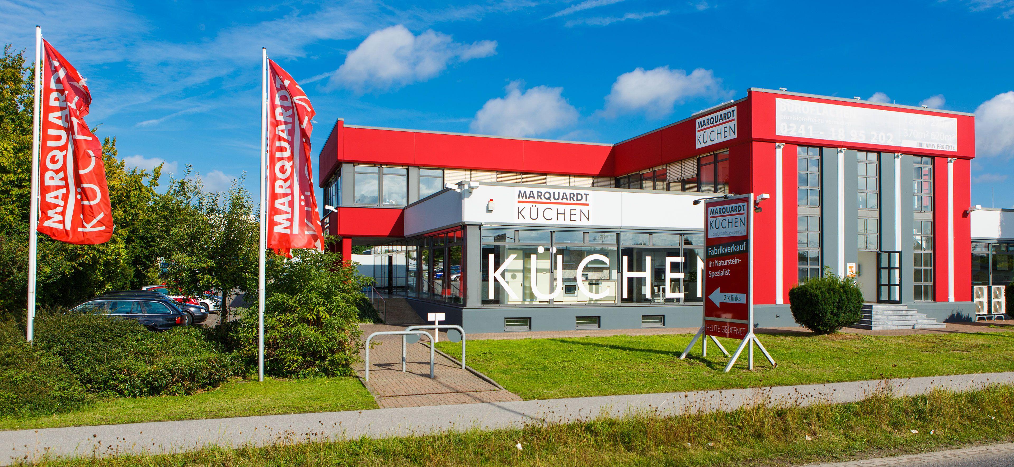 Küchenstudio Aachen / Würselen – Marquardt Küchen