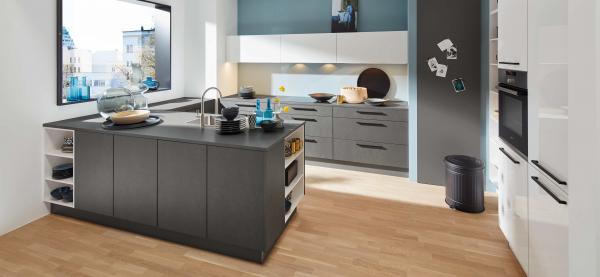 Küchenformen genau nach Ihren Wünschen – Marquardt Küchen
