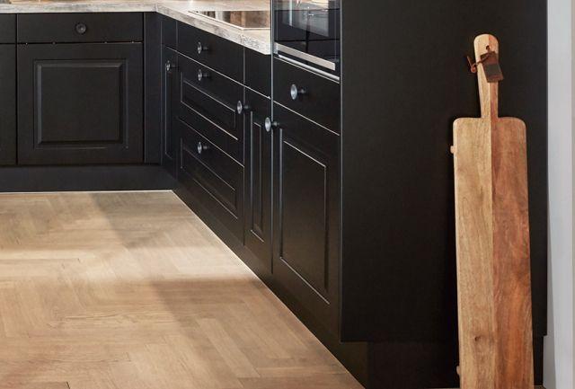 schwarze Landhausküche Highlight 3