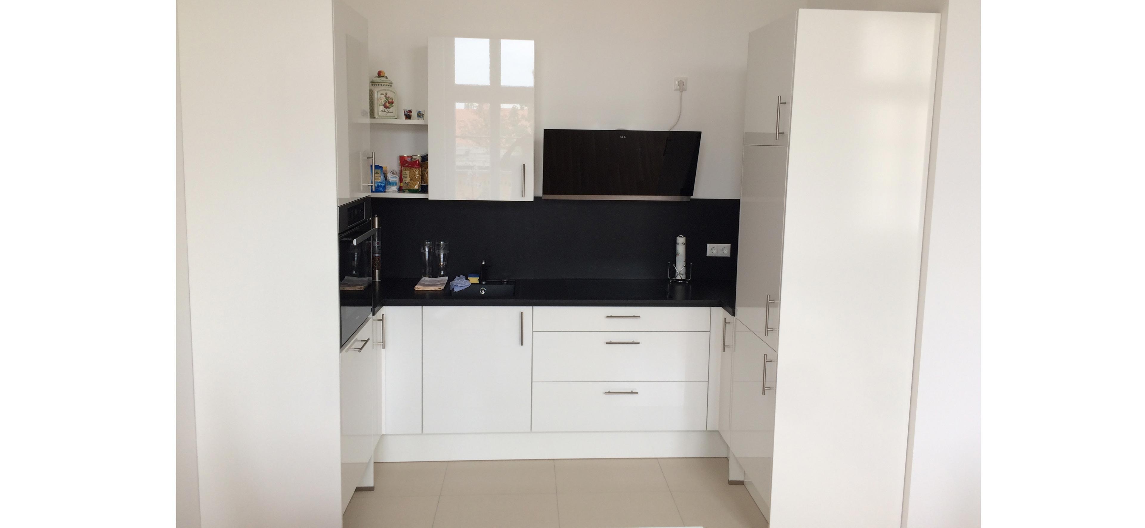 Nützliche Planungstipps für kleine Küchen inklusive 360 Grad ...