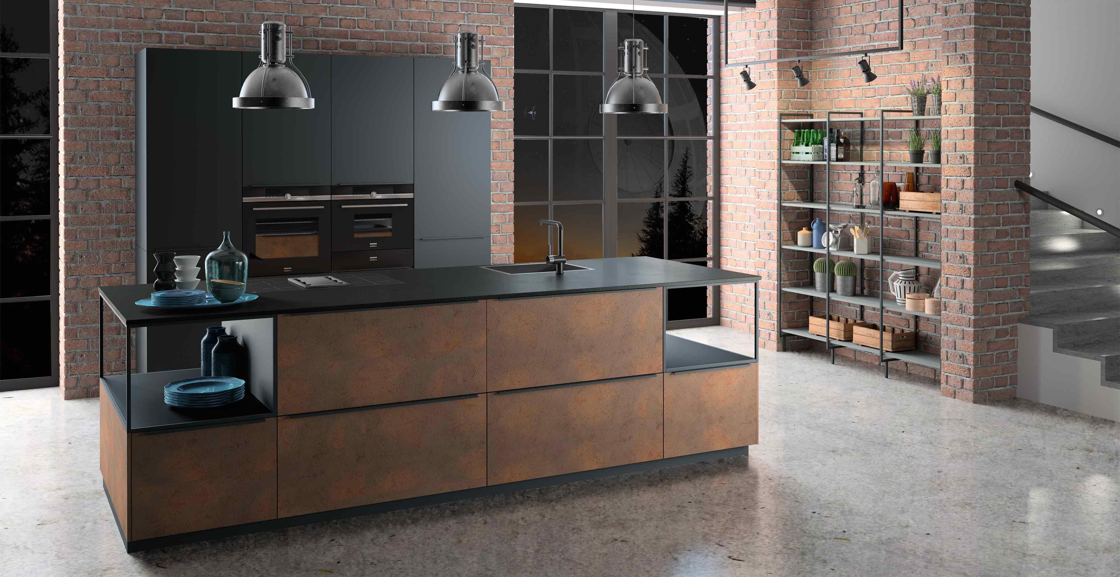 Deutschlands NR. 19 Küche mit Black Star - Marquardt Küchen